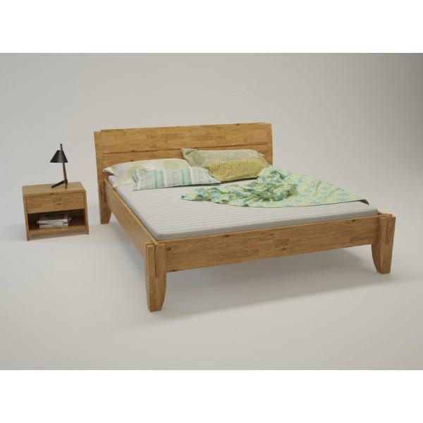 BIO postelja Paron TIP 2 - hrast