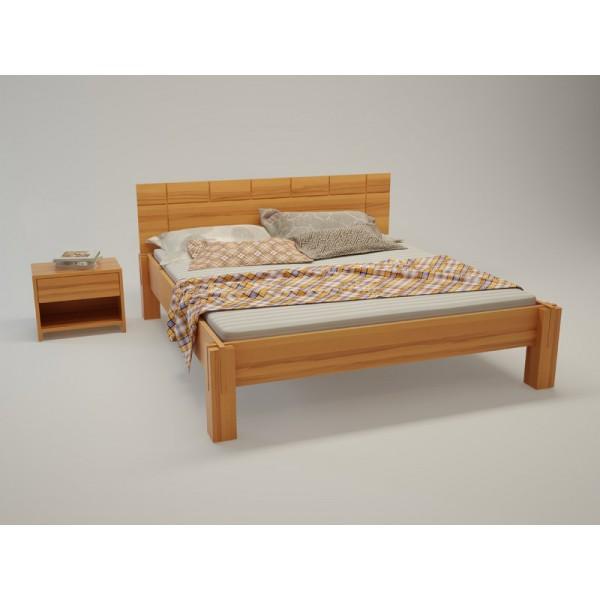 BIO postelja Paron TIP 5 - bukev