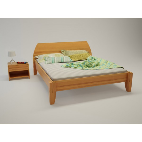 BIO postelja Paron TIP 6 - bukev