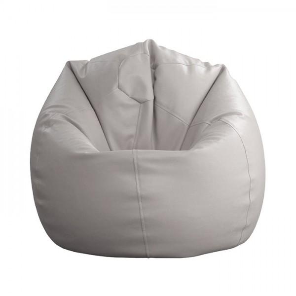 Sedalna vreča Lazy bag (XXL) - bela