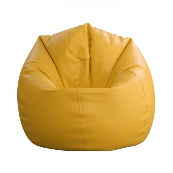 Sedalna vreča Lazy bag (XXL) - rumena