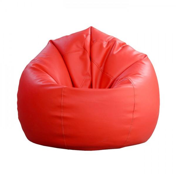 Sedalna vreča Lazy bag (XXL) - rdeča