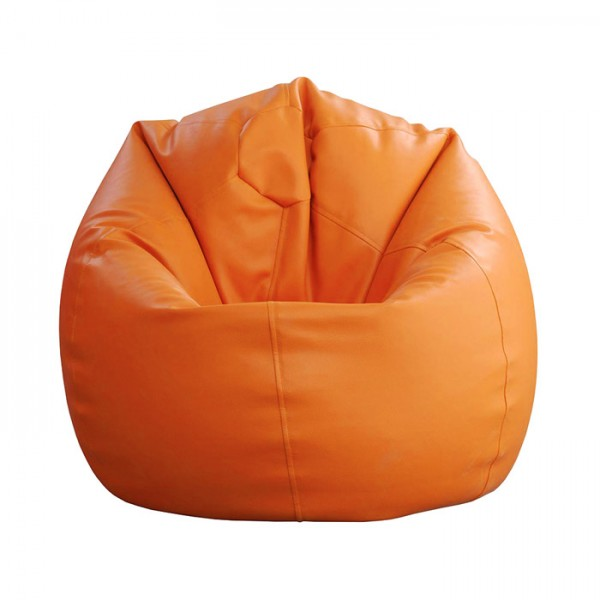 Sedalna vreča Lazy bag (XXL) - oranžna