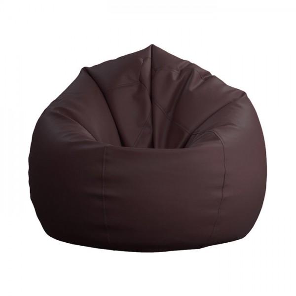 Sedalna vreča Lazy bag (XXL) - rjava