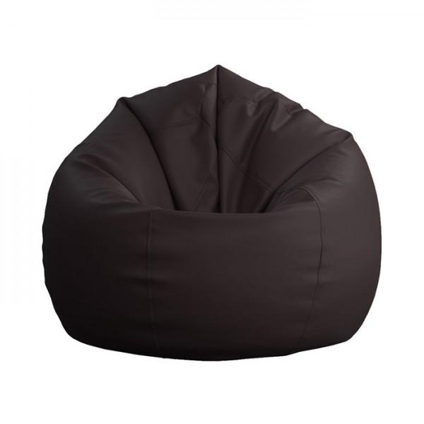 Sedalna vreča Lazy bag (XXL) - čokoladno rjava