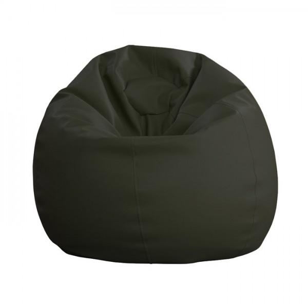 Sedalna vreča Lazy bag (XXL) - temno zelena