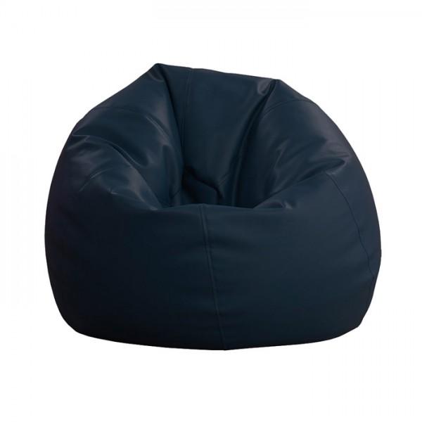 Sedalna vreča Lazy bag (XXL) - temno modra
