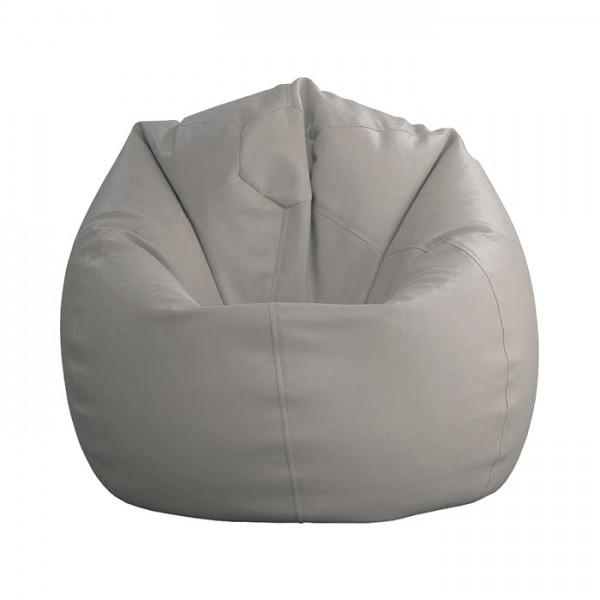 Sedalna vreča Lazy bag (XXL) - siva