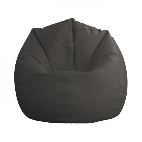 Sedalna vreča Lazy bag (XXL) - temno siva
