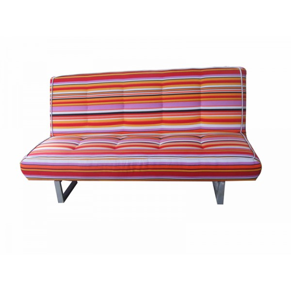 Sedežna garnitura Darfield: rdeča