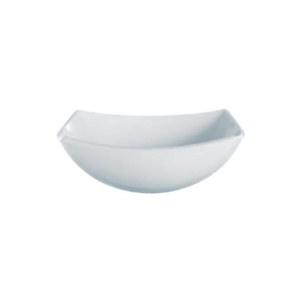 Skleda Quadrato Bela 16 cm