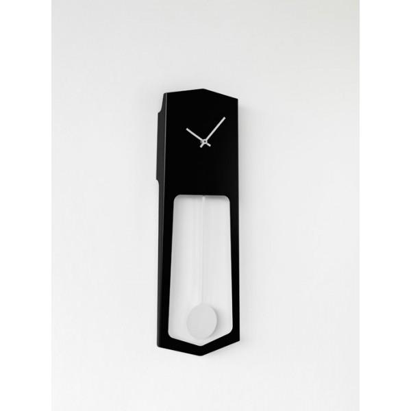Stenska ura Aika - črna