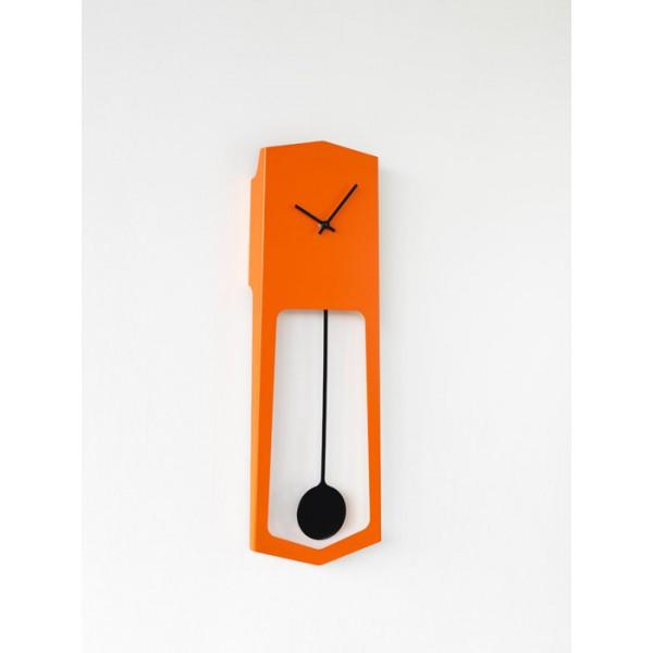 Stenska ura Aika - oranžna
