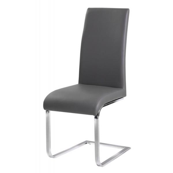 Stol za jedilnico DUKE: siva