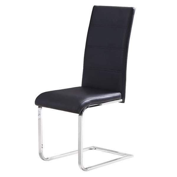 Jedilni stol JOSEF - Črna