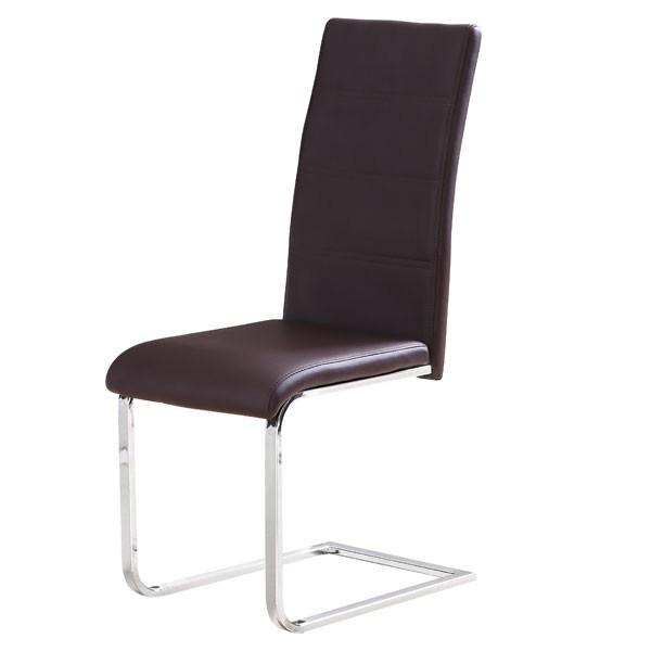 Jedilni stol JOSEF - Rjava