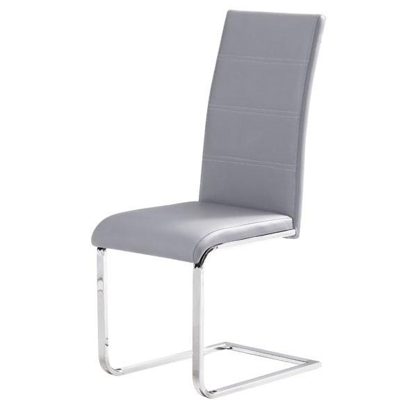 Jedilni stol JOSEF - Siva