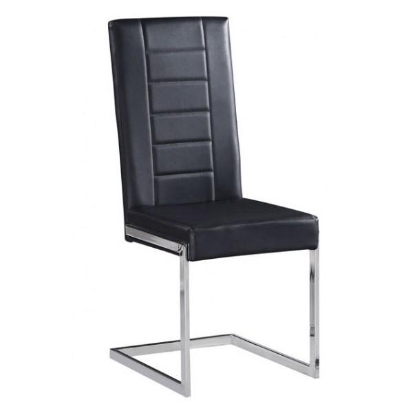 Jedilni stol Vida - črna