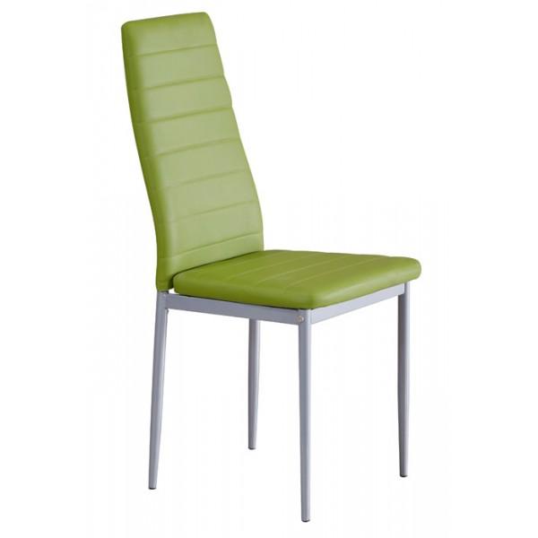 Stol za jedilnico Smile - Zelena