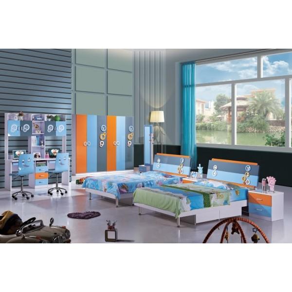 Otroška soba Tri Color (veliki set)