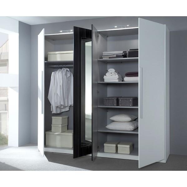 Garderobna omara VERA - notranjost