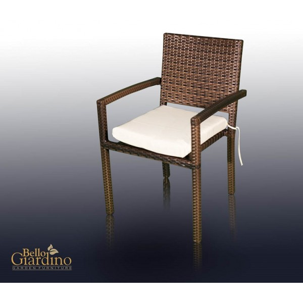 Vrtna garnitura Adorazione - stol z blazino