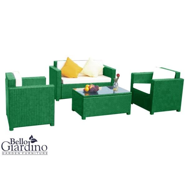 Vrtna garnitura Calmo - zelena