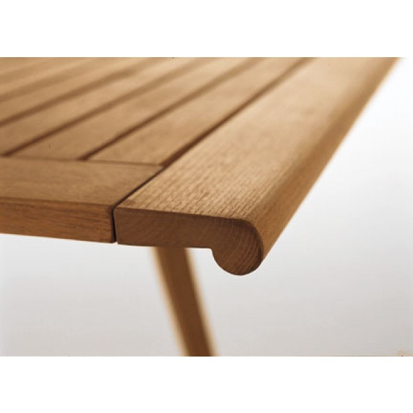 Vrtna miza Harmony: detajl