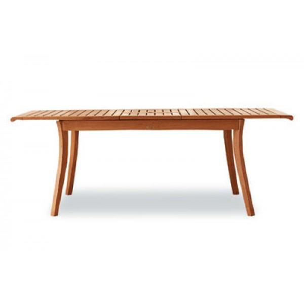 Vrtna miza Harmony (raztegljiva)