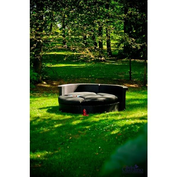 Vrtna postelja Ricco