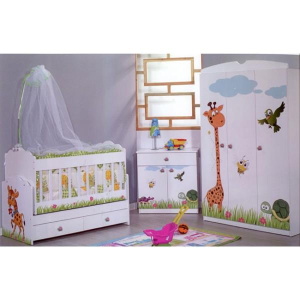 Otroška soba Zero 2 (slika je simbolična)