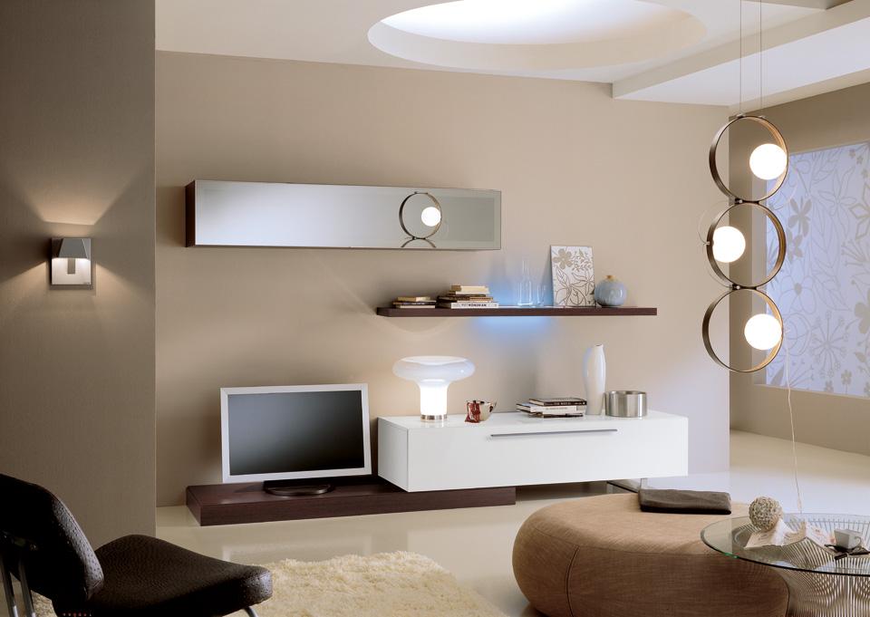 Dnevna soba q10132 dnevne sobe - Lamparas para salon modernas ...