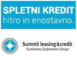 Summit spletni kredit